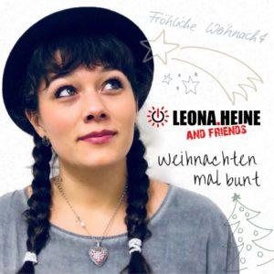 Weihnachten mal bunt - Leona Heine - 2017